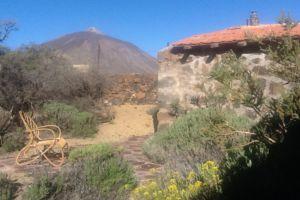 El Teide Parque Nacional Las Cañadas