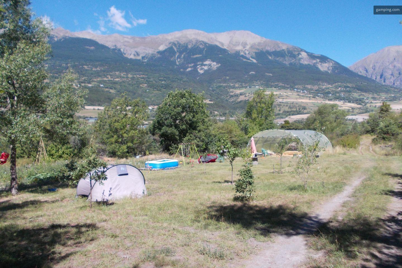 Camping chez l habitant saint andr d 39 embrun provence alpes c te d 39 - Camping chez l habitant ...