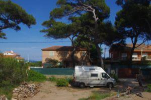 Camping chez l habitant hyeres provence alpes c te d 39 azur gamping - Accueil camping car chez l habitant ...