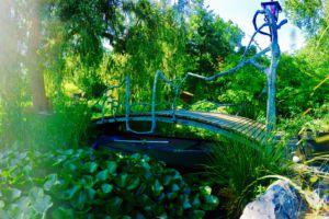 le pont des arts ou l'art du pont?