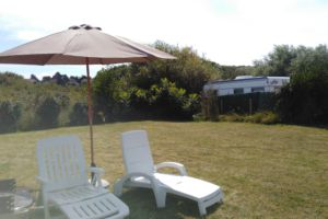 Camping chez l habitant ver sur mer basse normandie for Entretien jardin bayeux